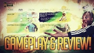 Video 2014 FIFA World Cup Brazil FULL GAMEPLAY & REVIEW download MP3, 3GP, MP4, WEBM, AVI, FLV November 2017