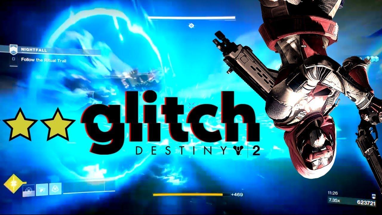 NIGHTFALL GLITCH - EASY 800K NIGHTFALL GUIDE - Destiny 2 Forsaken