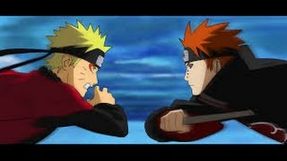 Amv Naruto vs Pain [Does Guren]