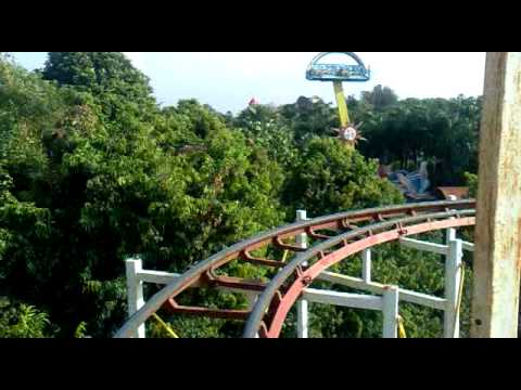 Roller Coaster at Essel world