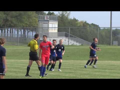 UMary Men's Soccer vs MSU Billings