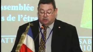 UMP Maroc Thierry Plantevin -Université d'automne.mp4