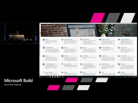 What's New for Windows UX Developers: Fluent and XAML