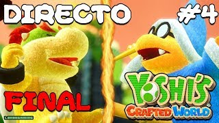 Vídeo Yoshi's Crafted World