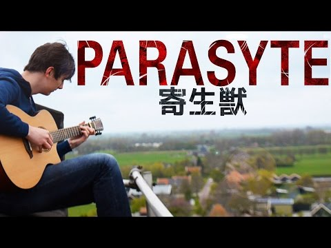 Parasyte OP1 - Let Me Hear - Fingerstyle Guitar Cover 寄生獣