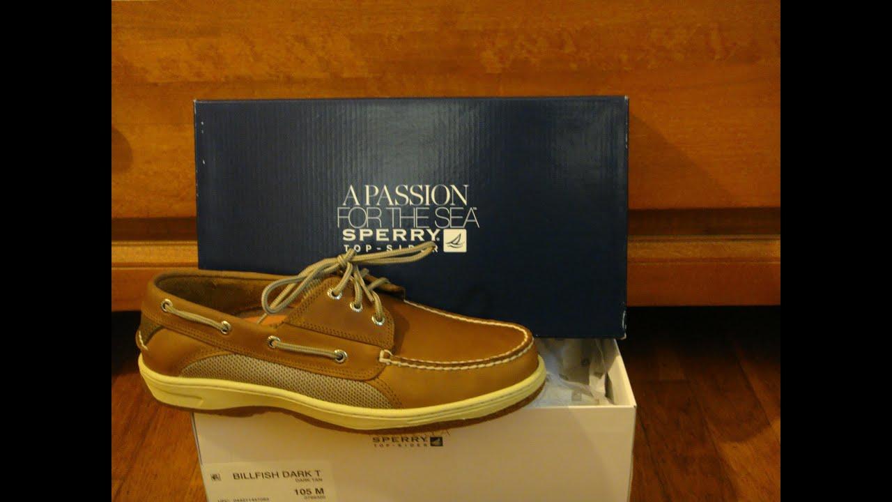 3 eye boat shoes