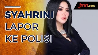 Syahrini Laporkan Dua Nama ke Polisi - JPNN.com