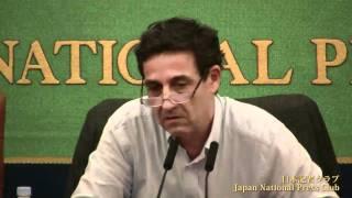 エマニュエル・トッド氏を囲む会 2011.9.6