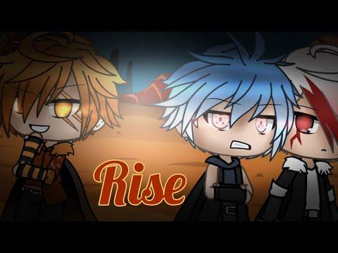 Rise[gacha Life]//music Vid//