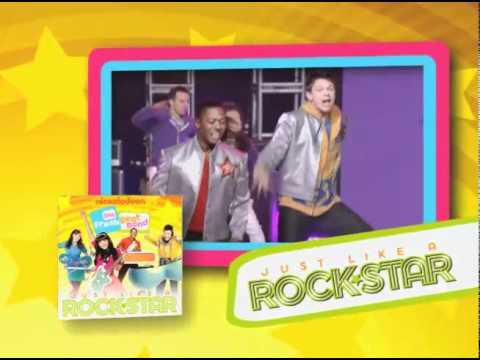 Nickelodeon's Fresh Beat Band - Just Like A Rockstar