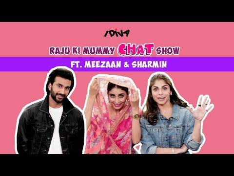 IDiva - Raju Ki Mummy Chat Show Ft. Meezaan And Sharmin Segal