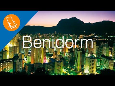 Benidorm - The tourist capital of ther Costa Blanca