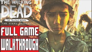 THE WALKING DEAD SEASON 4 Episode 1 Gameplay Walkthrough Part 1 FULL GAME - No Commentary thumbnail