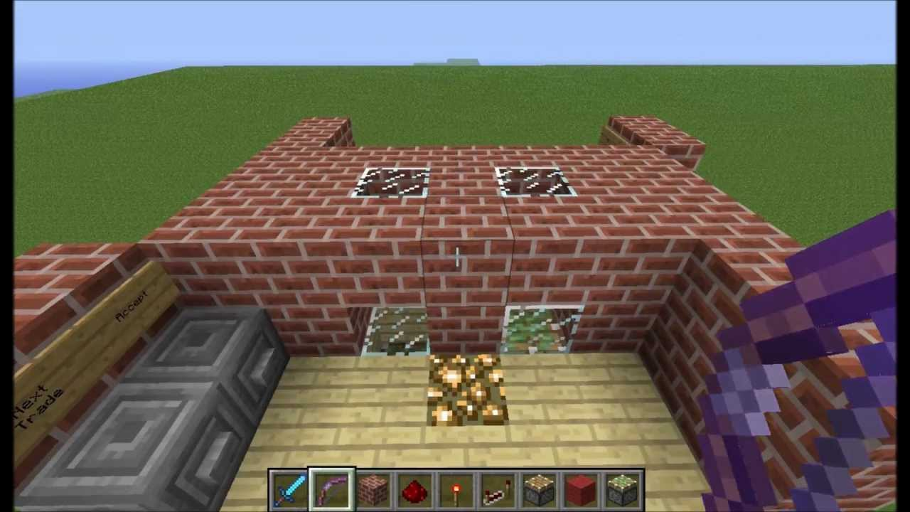 How to make a trading system in minecraft