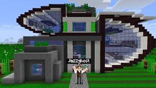 Minecraft Perfeito #4: COMEÇANDO A CONSTRUIR NOSSA CASA DO FUTURO NO SURVIVAL!