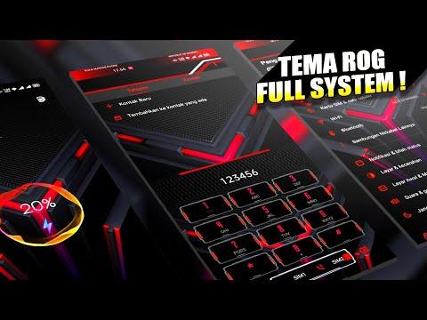 TEMA R.O.G PHONE TEMBUS AKAR