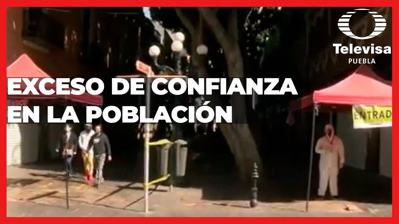 Exceso de confianza, hartazgo y rebeldía   Las Noticias Puebla
