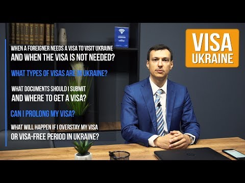 APPLY FOR E-VISA UKRAINE | HOW TO GET BUSINESS INVITATION AND RESIDENT CARD IN UKRAINE