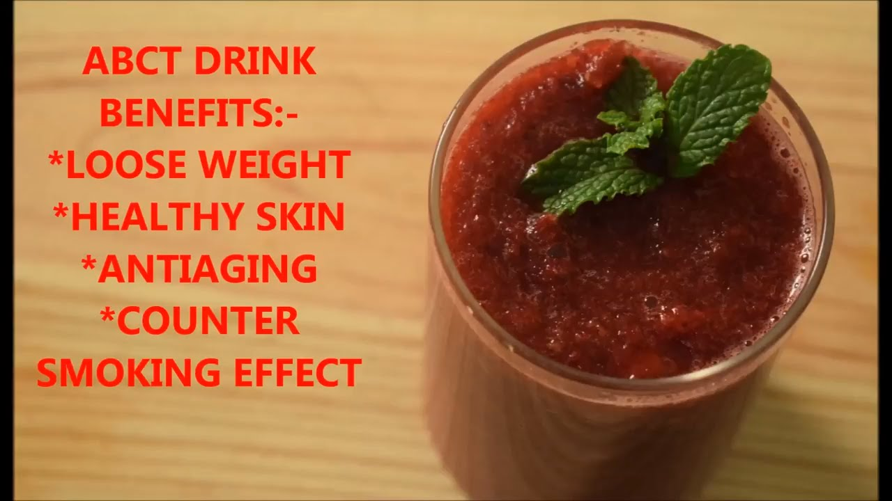 abct drink | apple beetroot carrot juice | uti prevention natural | weight  loss drink | abc drink