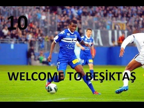 Sadio Diallo - Welcome to Beşiktaş JK - Best Goals & Skills - 2017