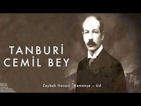 Tanburi Cemil Bey - Zeybek Havası (Kemençe - Ud) Dinle mp3 indir