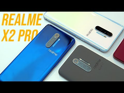 Realme X2 Pro - $380 Flagship With Killer Specs Sheet