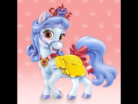 Mascota De Blancanieves Mascotas De Princesas Disney
