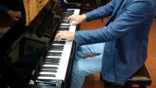 Bài ca người giáo viên nhân dân - Piano Solo