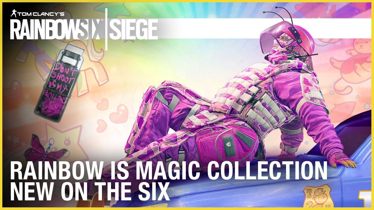 Rainbow is Magic! | Rainbow Six® Siege Game News & Updates