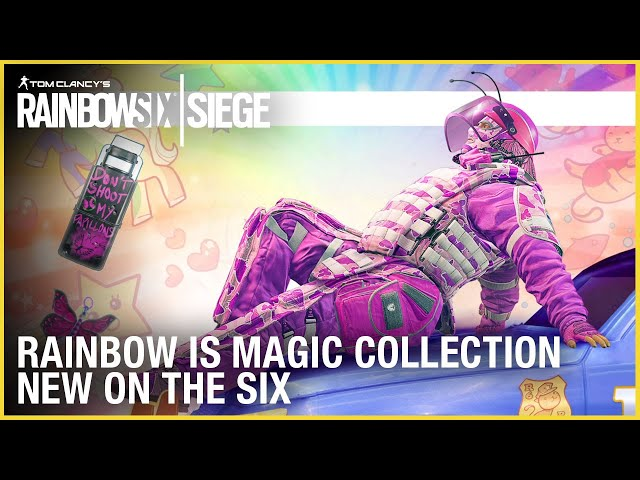 Rainbow Six Siege New Event Shows Us That Rainbow is Magic