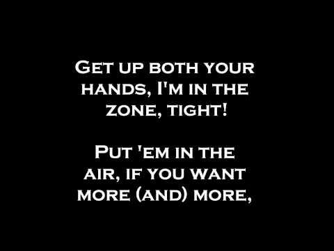 Usher - More [Lyrics]
