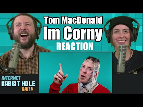 "Tom MacDonald - ""Im Corny"" REACTION! 