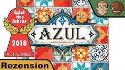 Azul (Spiel des Jahres 2018) - Brettspiel - Review