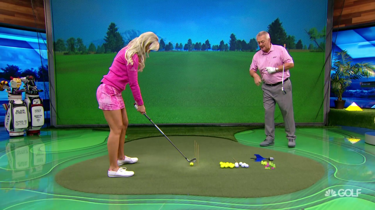 School Of Golf Drill To Keep Golf Swing Square Golf Channel
