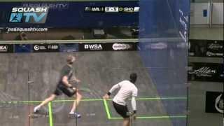Squash : HotShots - Mohamed El Shorbagy - EP2