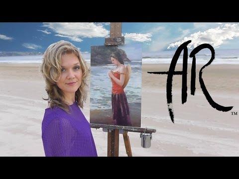 Ariana Richards  Portrait Artist  Reflections of an Artist