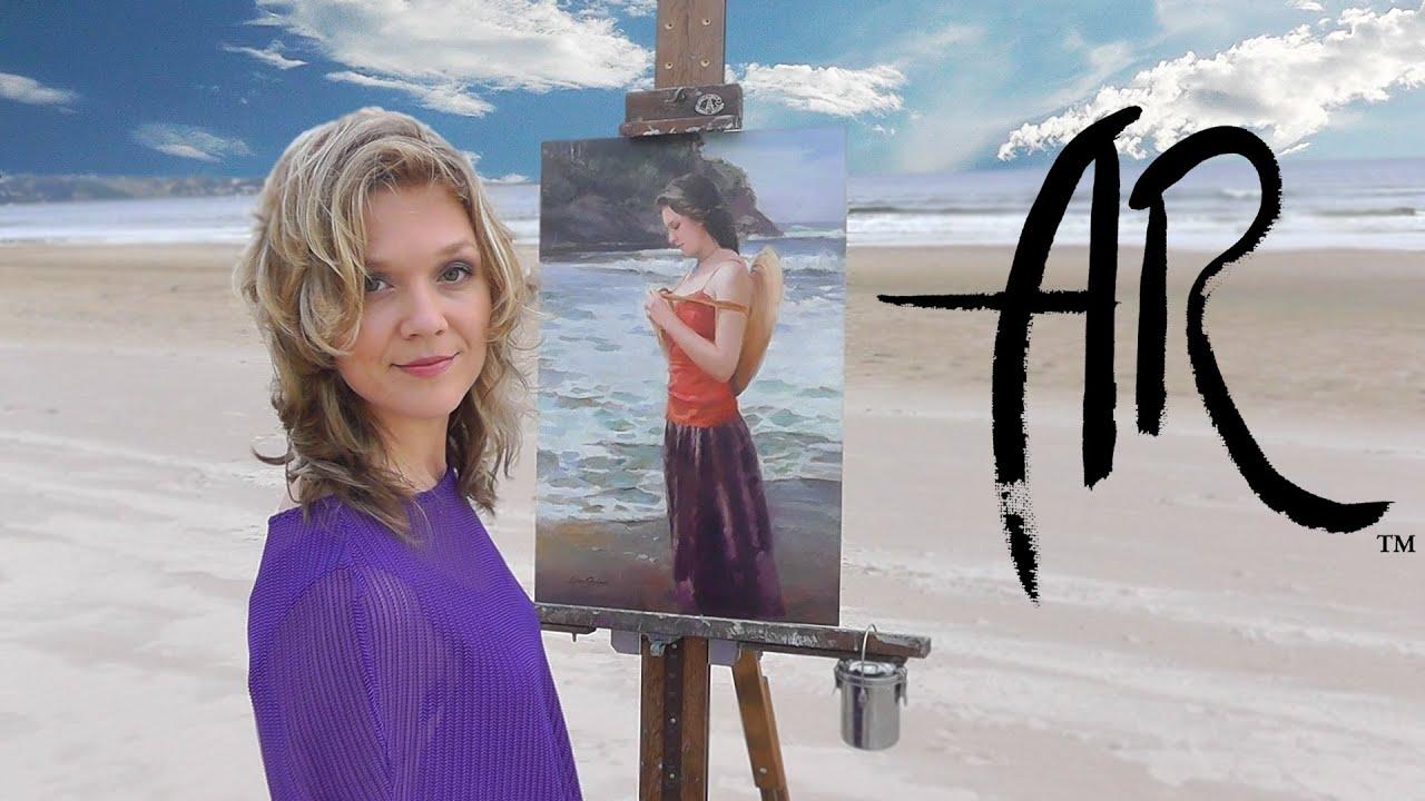 ariana richards paintings