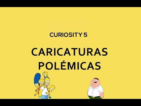 Download Top 5 caricaturas envueltas en polémicas | Curiosity 5