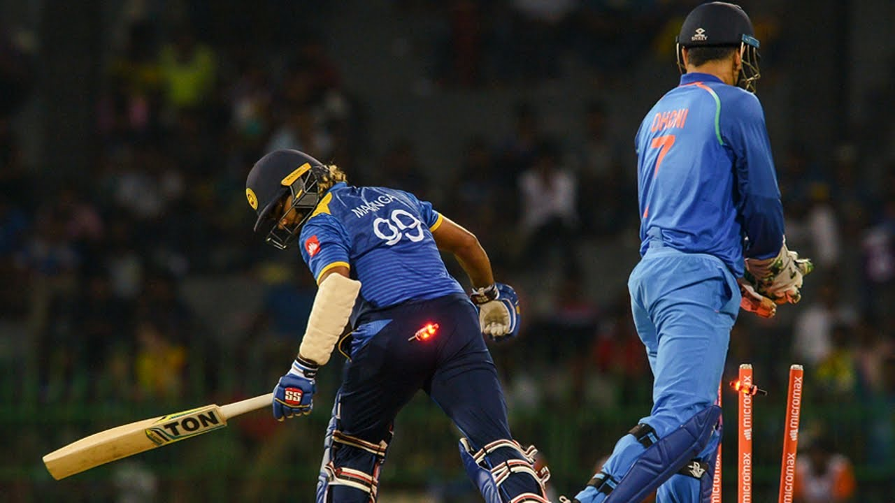 Top 10 Lightning Fast Stumpings By MS Dhoni