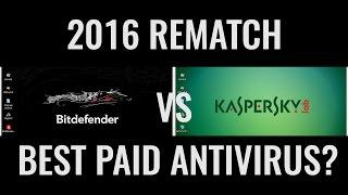 Kaspersky vs Bitdefender | Best Antivirus?