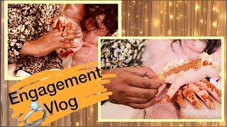 Pakistani Engagement Ceremony💍|| Makeover by me || pakistan vlogs