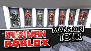 *BLOXBURG TONY STARK'S MALIBU MANSION TOUR | ROBLOX BLOXBURG