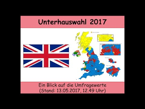 wahlen in england