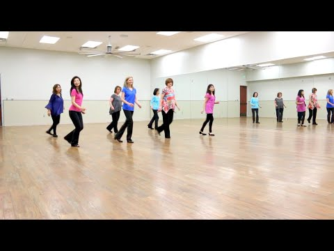 Nothing But You (Yeah You) - Line Dance (Dance & Teach in English & 中文)