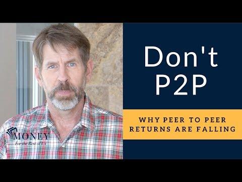 Stop Investing In Peer To Peer Lending | Why Lending Club Returns Are Falling