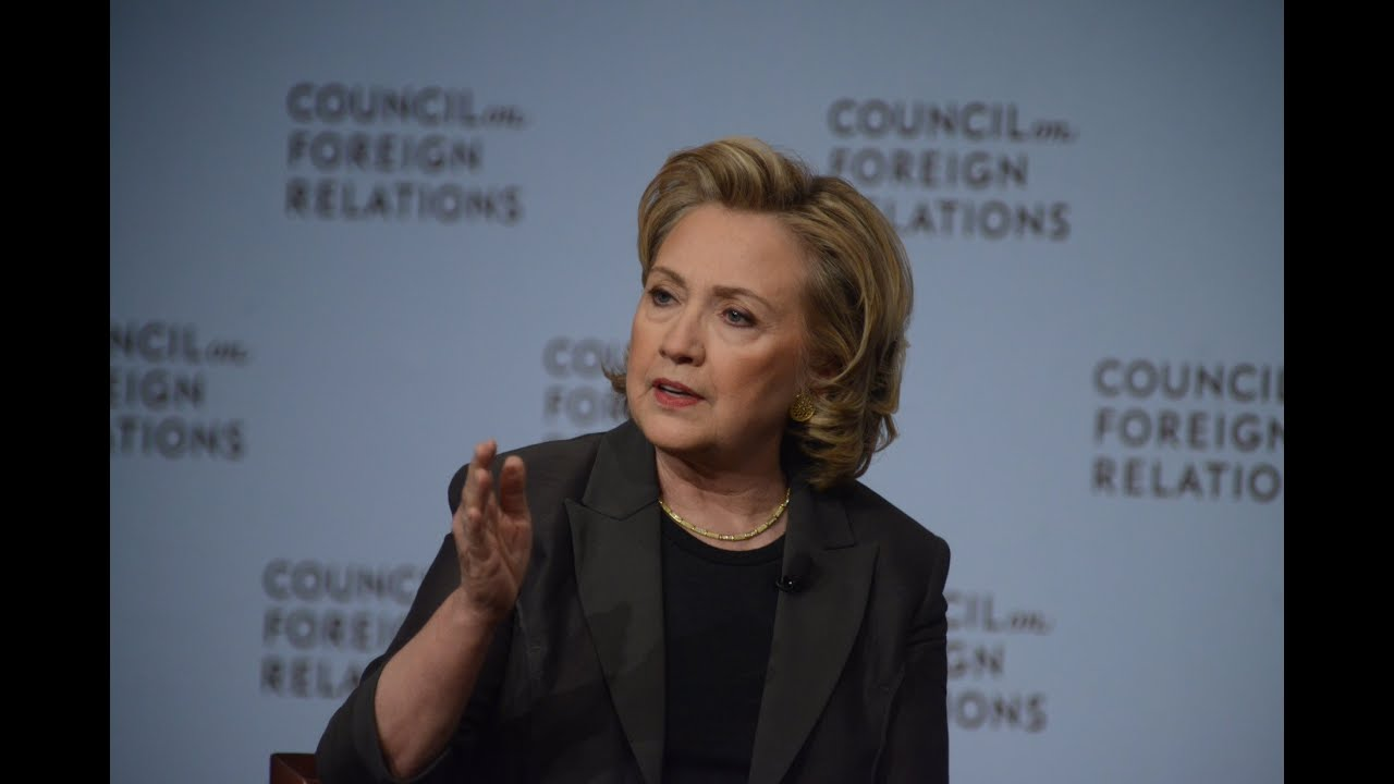 Hillary Clinton Starts Onward Together, a New Political Group