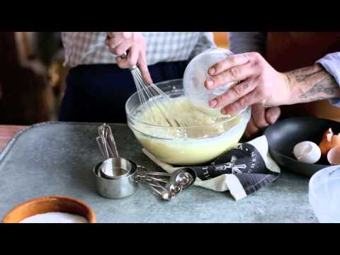 Williams-Sonoma Open Kitchen: Brunch With Ned Ludd