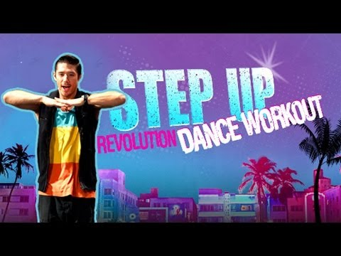 Step Up Revolution Dance Workout: Bryan Tanaka- Move #2