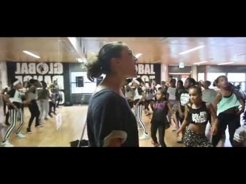 Marthe Vangeel - Busy Signal 'Watch Me Now' - Global Dance Centre 2014