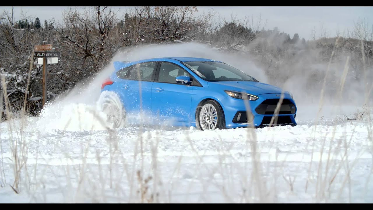 2016 ford focus rs us spec gains optional winter tire. Black Bedroom Furniture Sets. Home Design Ideas